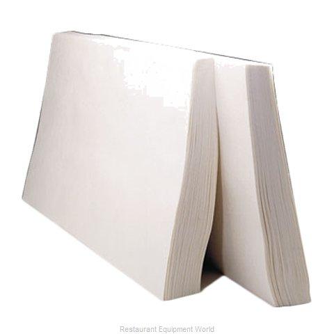 Pitco Flat 17 1//2 x 28 Filter Paper Case = 100