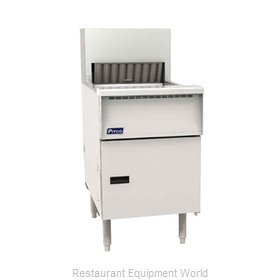 Pitco PCF-18 Fryer Dump Station