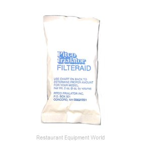 Pitco PP10733 Fryer Filter Powder
