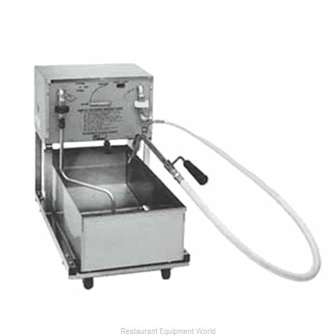Pitco RP18 Fryer Filter Mobile