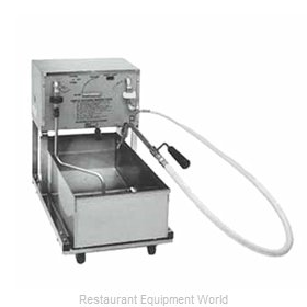 Pitco RP18 Fryer Filter, Mobile