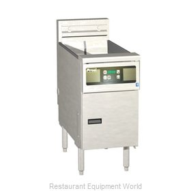 Pitco SE14R-D-S Fryer Floor Model Electric Full Pot