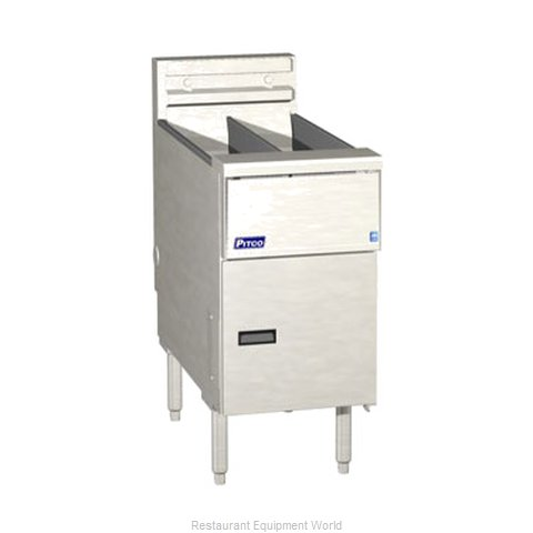 Pitco SE14TXSSTC-S Fryer Battery Electric