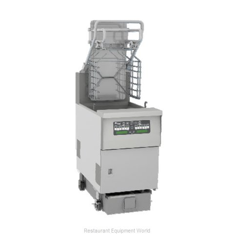 Pitco SGLVRF-2/FD Fryer, Gas, Multiple Battery