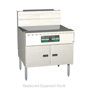 Pitco SGM34-C Mega Gas Fryer