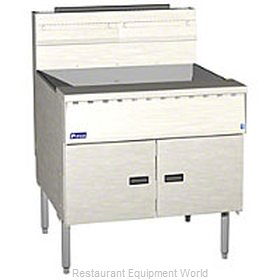 Pitco SGM34-D Mega Gas Fryer