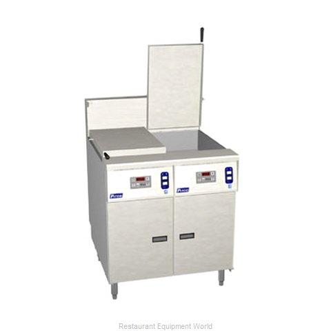 Pitco SRTG14-2-GM Rethermalizer, Water Tank, Gas