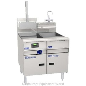 Pitco SSPE14 Pasta Cooker, Electric