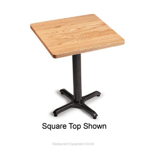 Plymold 24848PKO2 Table Top Wood