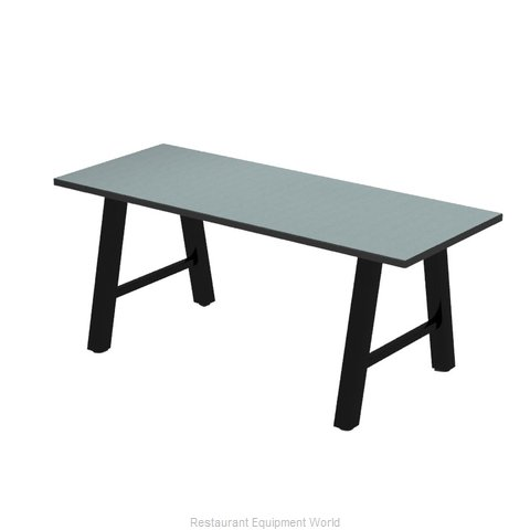 Plymold 30072TPDA30 Table, Indoor, Dining Height