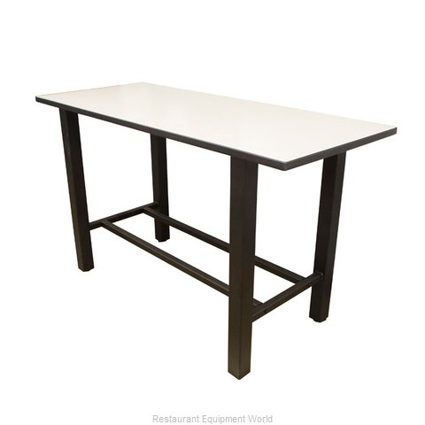 Plymold 30096TPDH42 Table, Indoor, Bar Height