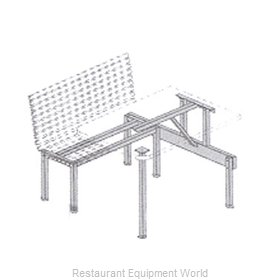Plymold 58614 Square Frame