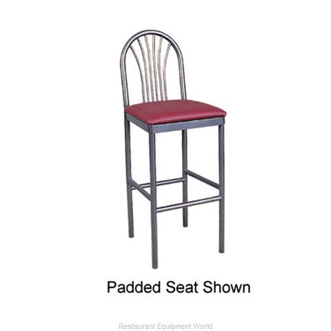 Plymold 6433SSM Bar Stool Indoor