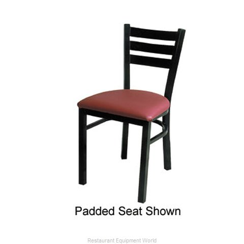 Plymold 6711SSO Chair Side Indoor