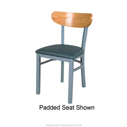 Plymold 6751SSO Chair Side Indoor