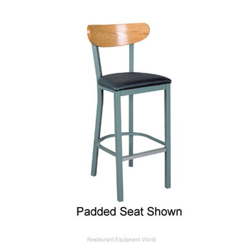 Plymold 6753SSM Bar Stool Indoor
