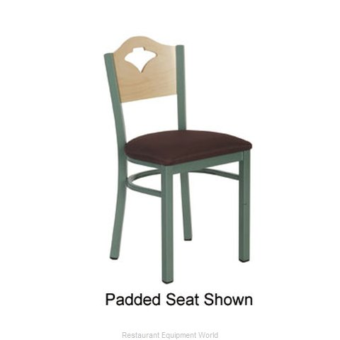 Plymold 6761SSM Chair Side Indoor (Magnified)