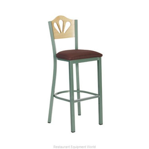 Plymold 6763PS Bar Stool Indoor (Magnified)