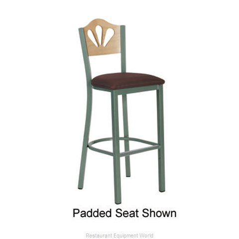 Plymold 6763SSO Bar Stool Indoor (Magnified)