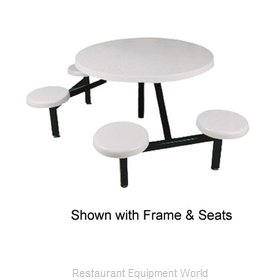 Plymold 6848ST Round Table Top