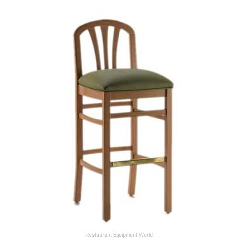 Plymold 701404PSWB Bar Stool Indoor (Magnified)