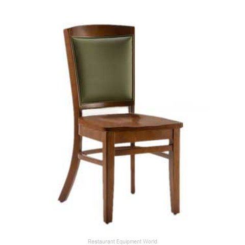 Plymold 703101SSPB Chair Side Indoor