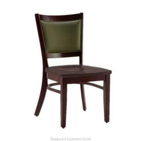Plymold 703102SSPB Chair Side Indoor