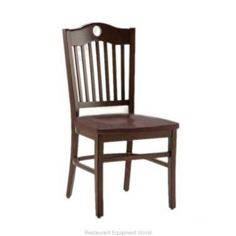 Plymold 704104SSWB Chair Side Indoor
