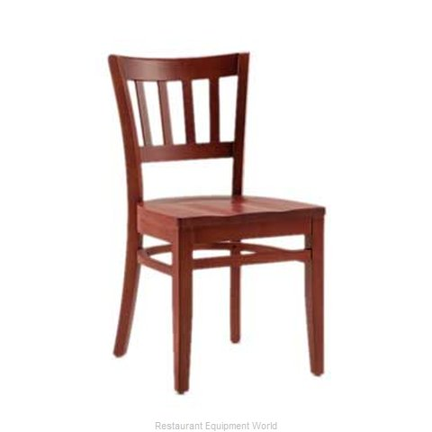 Plymold 704106SSWB Chair Side Indoor