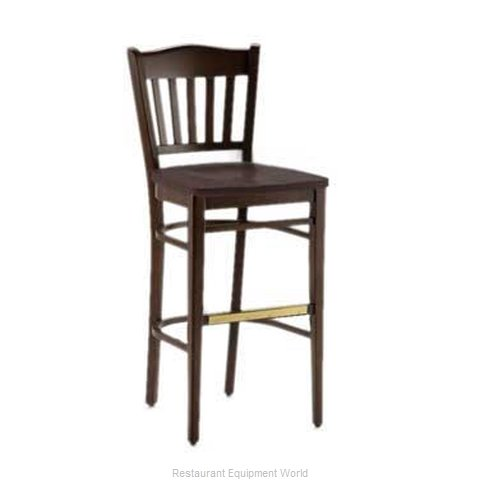 Plymold 704403SSWB Bar Stool Indoor