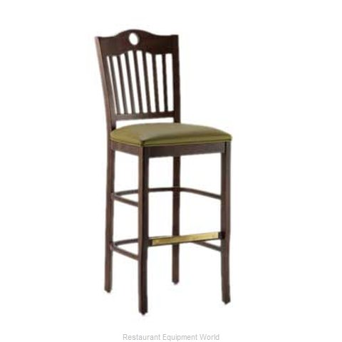 Plymold 704405PSWB Bar Stool Indoor (Magnified)