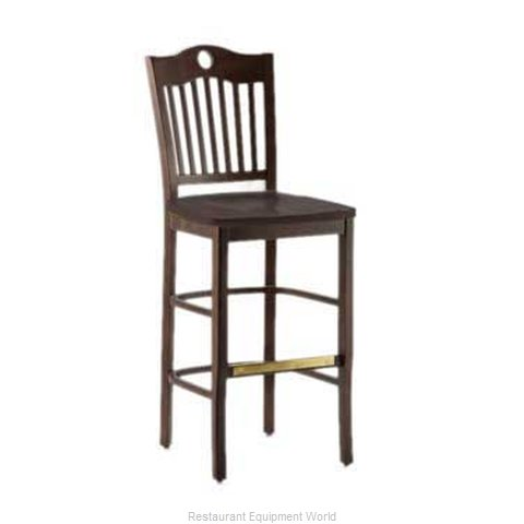 Plymold 704405SSWB Bar Stool Indoor