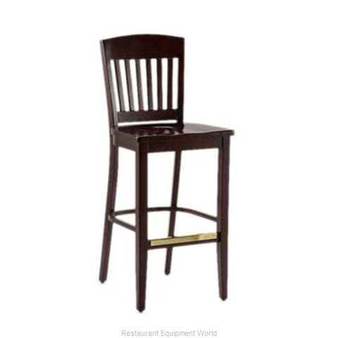 Plymold 704413SSWB Bar Stool Indoor