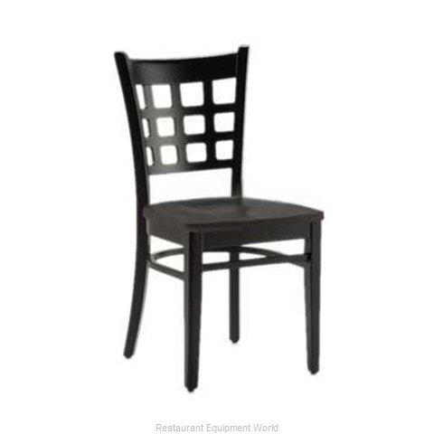 Plymold 705105SSWB Chair Side Indoor