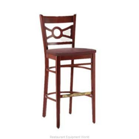 Plymold 705409SSWB Bar Stool Indoor