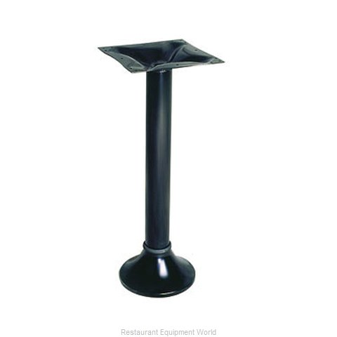Plymold 70611S Table Base Metal (Magnified)