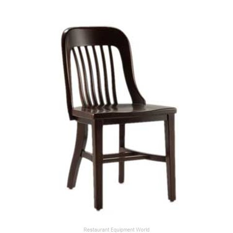 Plymold 707101SSWB Chair Side Indoor