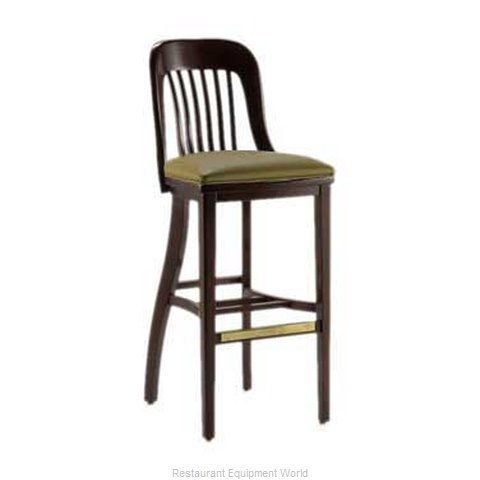 Plymold 707402PSWB Bar Stool Indoor