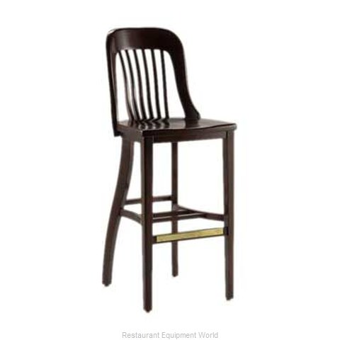 Plymold 707402SSWB Bar Stool Indoor