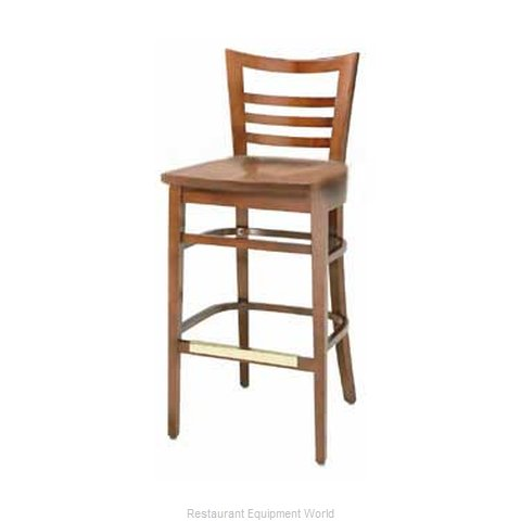 Plymold 708404SSWB Bar Stool Indoor