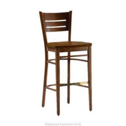 Plymold 708407SSWB Bar Stool Indoor