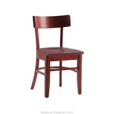 Plymold 709105SSWB Chair Side Indoor