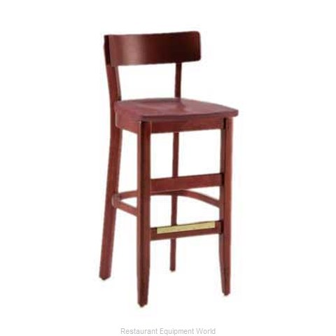 Plymold 709406SSWB Bar Stool Indoor
