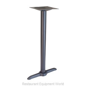 Plymold 7162142 Table Base, Metal