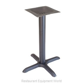Plymold 7162230 Table Base, Metal