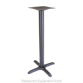 Plymold 7162242 Table Base, Metal
