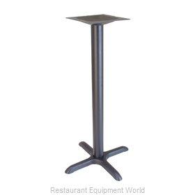Plymold 7162242 Table Base, Metal
