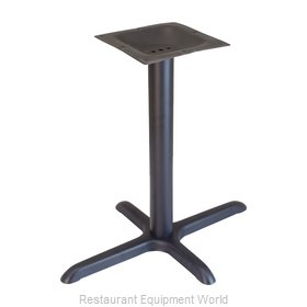 Plymold 7162330 Table Base, Metal