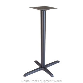 Plymold 7162342 Table Base, Metal