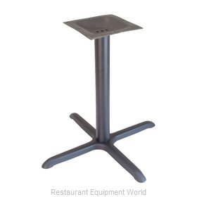 Plymold 7162430 Table Base, Metal